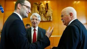 Bundesregierung sieht sich durch Verfassungsgericht bestätigt