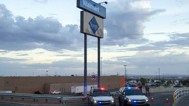 Walmart zeigt Mut