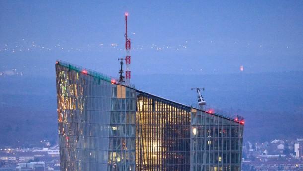 Greift die EZB wieder zur Kreditkanone?