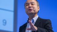Masayoshi Son ist Vorstandschef des Technikunternehmens Softbank.