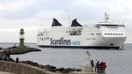 Ostsee-Fähren dürfen Toiletten nicht mehr im Meer entleeren