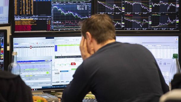 Die Finanzmärkte im Corona-Sog