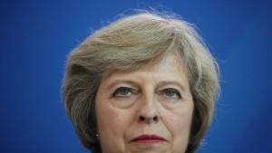 Britische Regierung legt Brexit-Gesetzentwurf vor