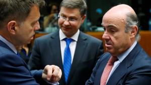 Bußgeld gegen Portugal und  Spanien rückt näher