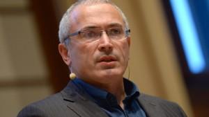 Chodorkowski in russischem Mordfall vorgeladen