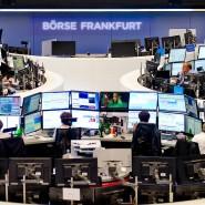 In der Frankfurter Börse: FDP und SPD haben viele Fragen zur Börsenfusion mit London.