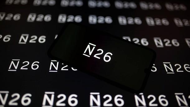 N26 verlässt Großbritannien