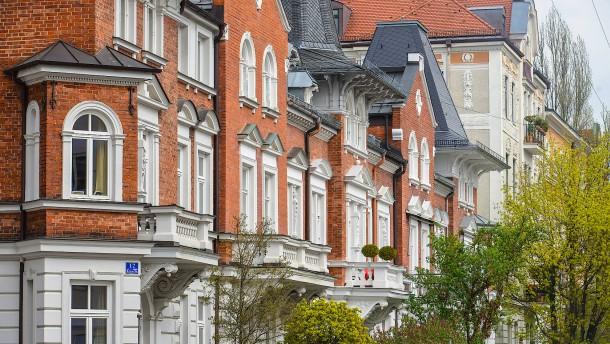 Immobilien werden immer teurer und teurer
