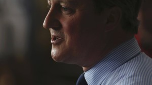 Cameron war an Briefkastenfirma seines Vaters beteiligt