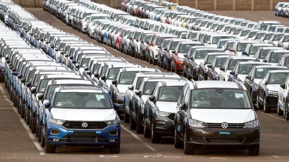 Volkswagen hat  fast elf Millionen Fahrzeuge ausgeliefert.