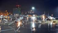 Könnte an ein deutsch-chinesisches Konsortium gehen: Flughafen Frankfurt-Hahn