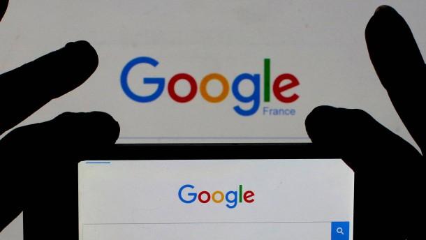 Google muss 100 Millionen Euro Bußgeld in Frankreich zahlen