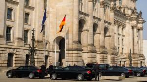 Fahrdienst des Bundestages meldet Insolvenz an