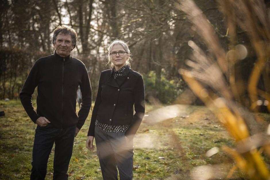 Möbelbauer: Gregor und Barbara Sommer