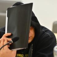 Tino Brandt im Landgericht in Gera