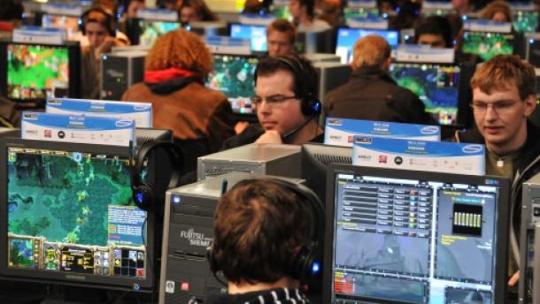 Neue Konsolen bringen der Spielebranche einen Umsatzschub