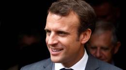 Macron will zur Frankfurter Buchmesse kommen