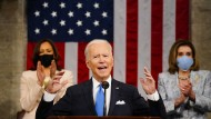 Joe Biden hat eine gute Börsenbilanz