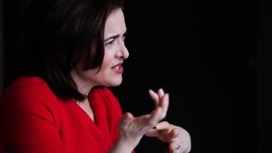 Facebook-Managerin wird Vorbild für junge Karrierefrauen
