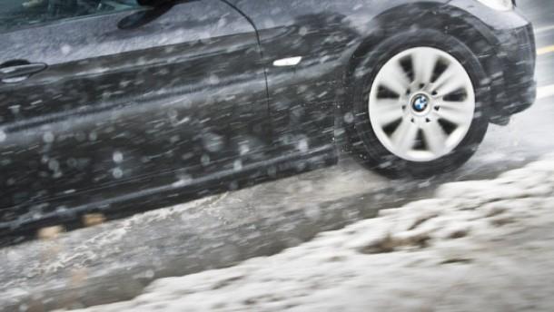 Eisige Stimmung in der Autobranche