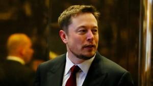 Elon Musk droht mit Ende seiner Beratertätigeit