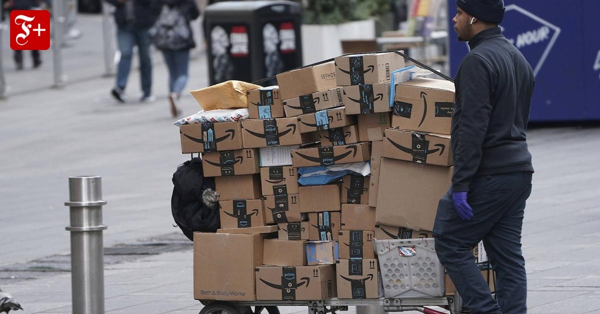 """Der Gigant und die Krise: """"Amazon ist fast schon systemrelevant"""""""