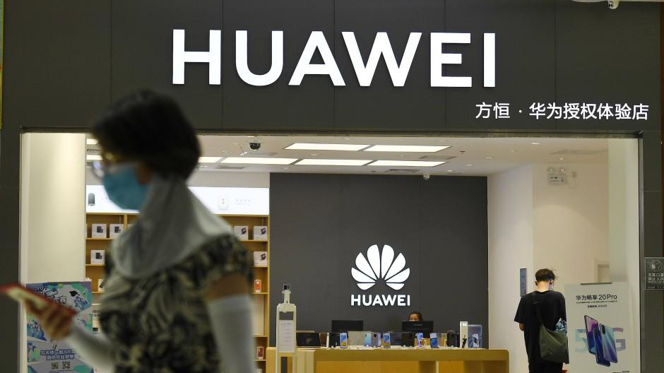Massenprodukt in China, im Westen schaut man vor allem kritisch auf die kritische Infrastruktur von Huawei.