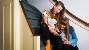 Wenn Jugendliche ständig online sind