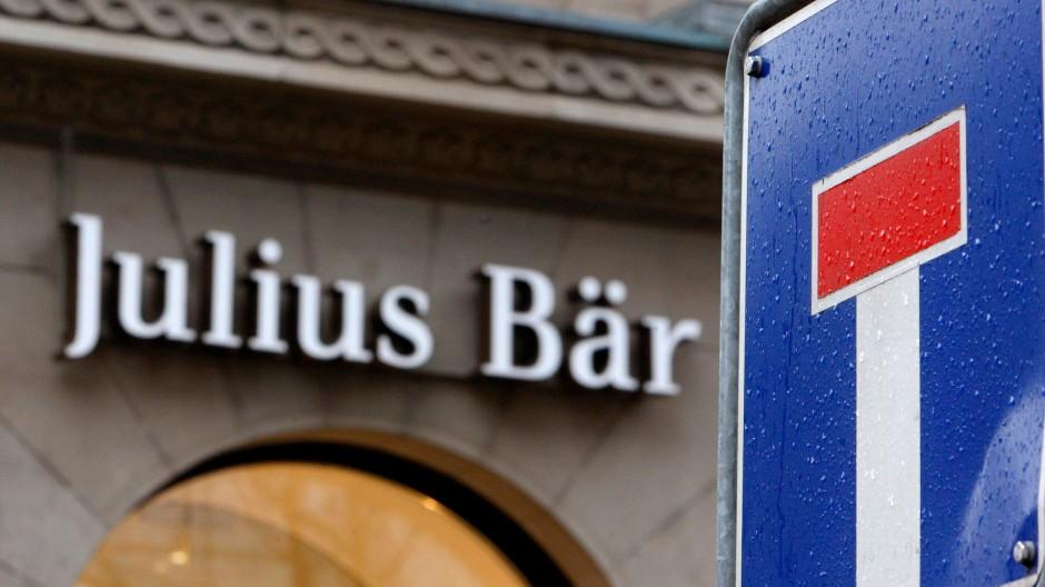 Die Privatbank Julius Bär wurde bereits zum dritten Mal innerhalb von zehn Jahren Ziel eines Datendiebs