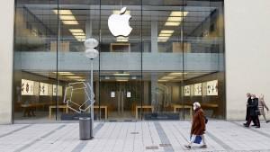 Apple investiert eine Milliarde Euro in Deutschland