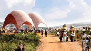 Die ersten Drohnen-Flughäfen entstehen in Ruanda