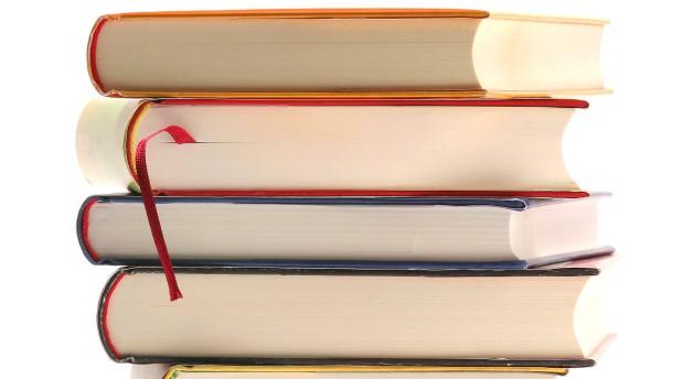 Sachaufnahme: Bücher