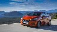 Für den neuen Nissan Micra gilt die Aktion nicht.