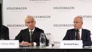 Matthias Müller wird neuer VW-Chef