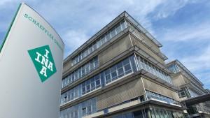 Schaeffler muss 370 Millionen Euro Kartellstrafe zahlen