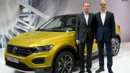 VW-Kernmarke profitiert von Geländewagen