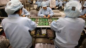 China ist kein Billigstandort mehr