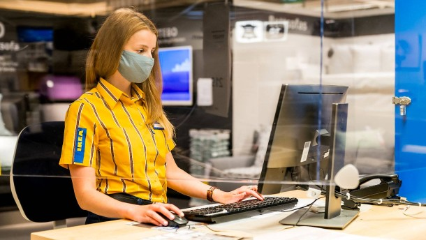 Ikea profitiert auch in der Pandemie