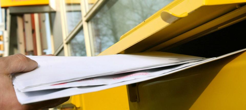 Deutsche Post Erhöht Porto Für Briefe Auf 62 Cent