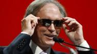 Bill Gross hat gut Lachen: Nach seinem Abgang liefen Pimco die Investoren in Scharen weg.