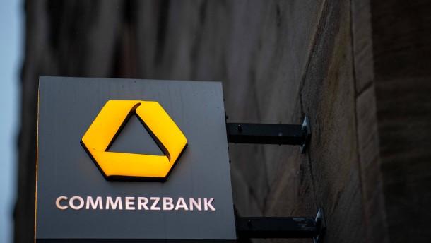 Commerzbank macht höchsten Verlust seit Finanzkrise