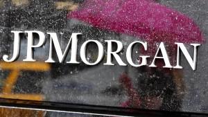 JP Morgan muss weitere Milliarde abschreiben