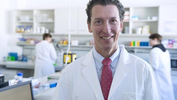 Neugieriger Graf will Antibiotika-Versagen stoppen