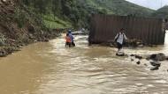 Überschwemmungen haben im Oktober in Vietnam mehreren Dutzend Menschen das Leben gekostet.