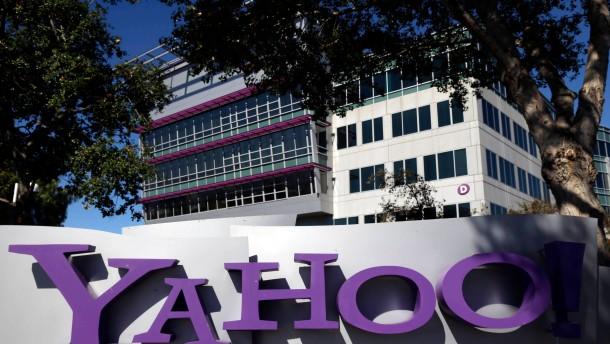 Yahoo tritt auf der Stelle