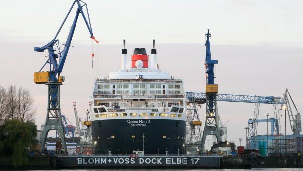 Thyssen-Krupp findet neuen Hafen