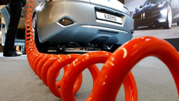 Durchbruch für Elektroautos in weiter Ferne