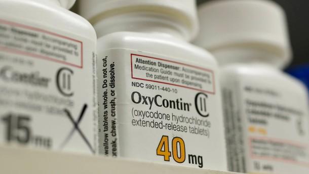 Purdue Pharma schlägt neuen Milliardenvergleich vor