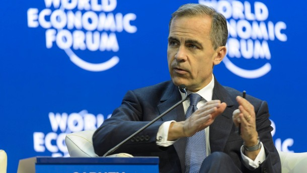 Britischer Notenbankchef kritisiert Euro-Sparpolitik