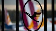 Lufthansa kommt nicht vom Fleck